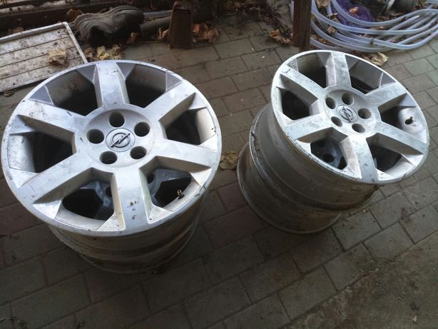 Диски R17 5x110 Opel