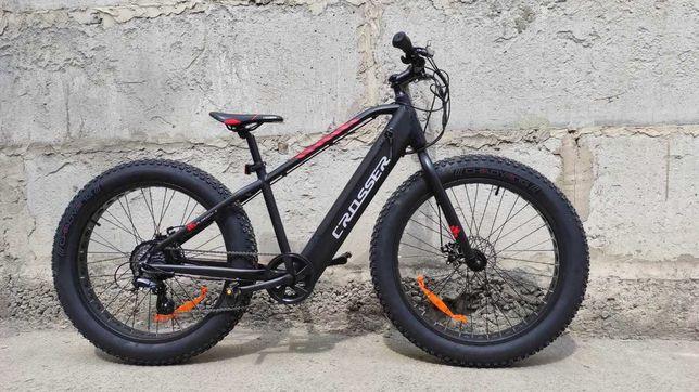 Электровелосипеды 26 E-FAT BIKE li-ion 13A 36V/350W (Фэтбайк) Новые!