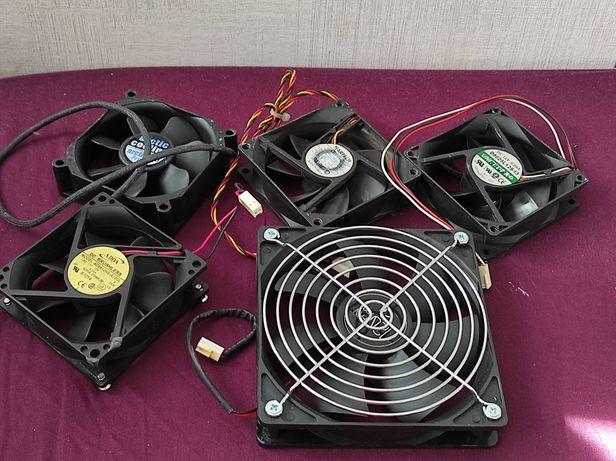 Wentylatory chłodzenie elementów elektroniki