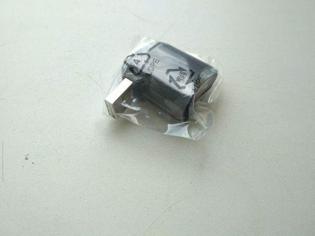 Адаптер переходник USB мама папа угол 90 градусов уголок Samsung Lg
