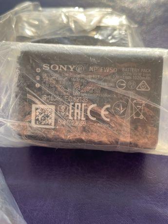 SONY NP-FW50  Аккумулятор