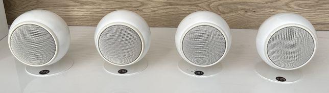 Głośniki firmy ORB Audio - 4 szt.