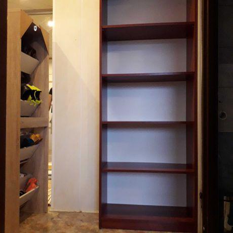 Regał na książki zabawki półki