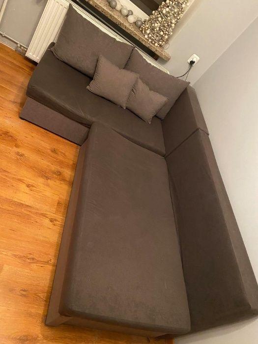 Narożnik sofa z funkcja spania Łuków - image 1