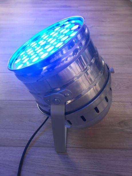 reflektor LED PAR-64 RGB