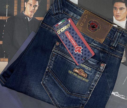 Sale!!!стильні чоловічі джинси Arnold