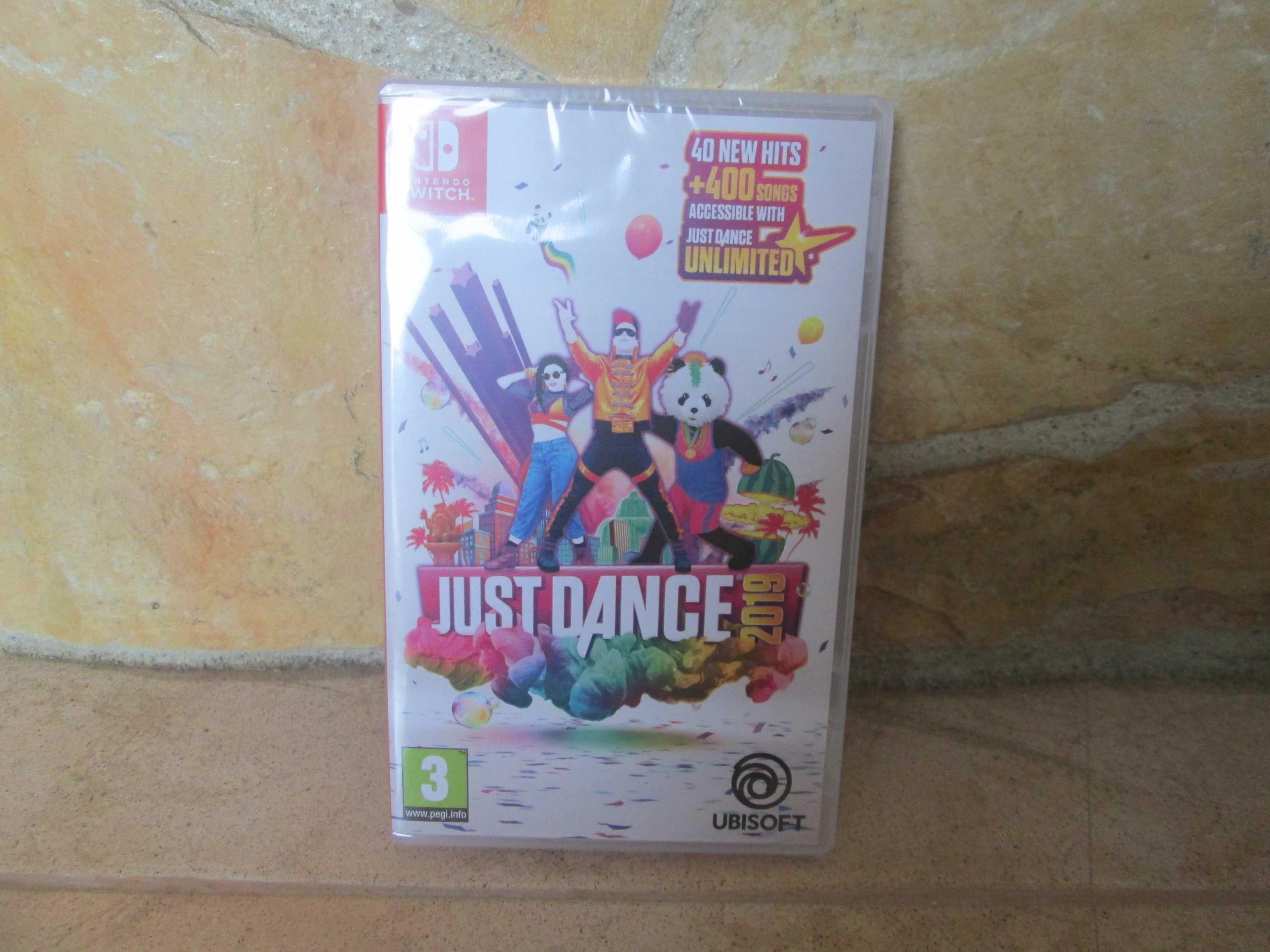 Just Dance 2019 - Nintendo Switch - NOVO