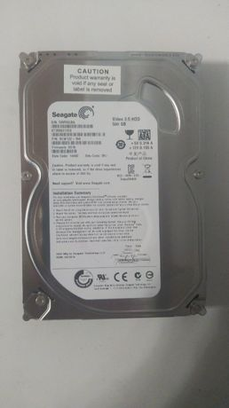 Жесткий диск 500 gb Seagate запакован