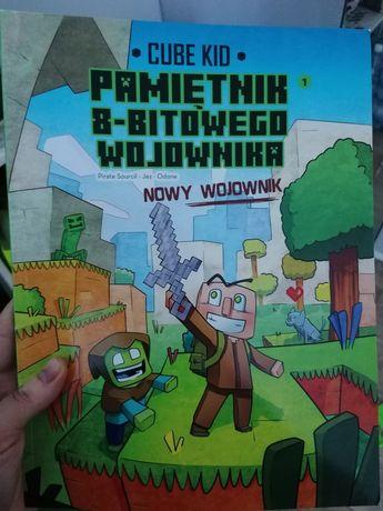 Minecraft komiks dla dzieci