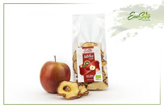 Jabłka suszone BIO (krążki) 500 g