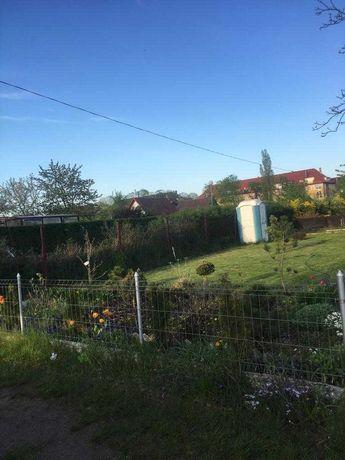 Dzialka ogrodowa Kostrzyn nad Odra