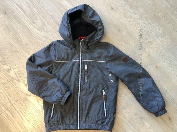Куртка Reima осенняя на мальчика р-р 116-122