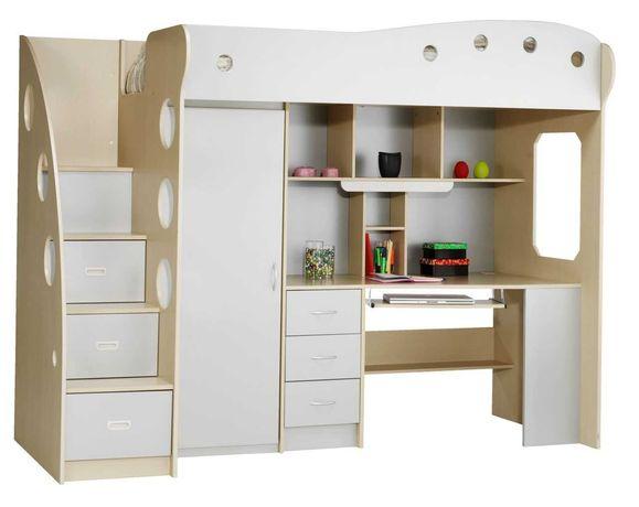 Детская мебель. 2 этажа.