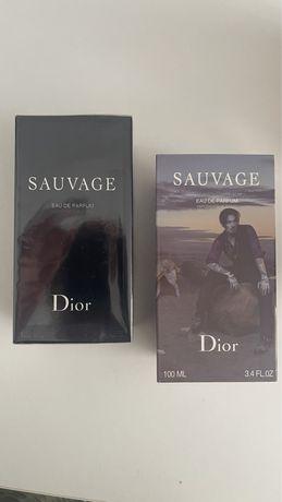 Perfume Sauvage 100ml Selado