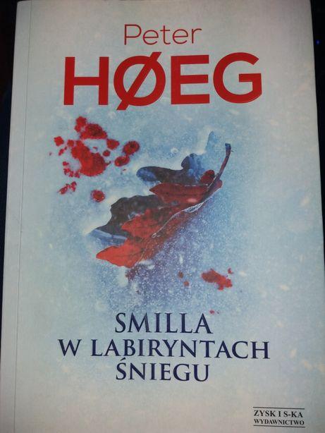 Smilla w labiryntach śniegu Peter Hoeg