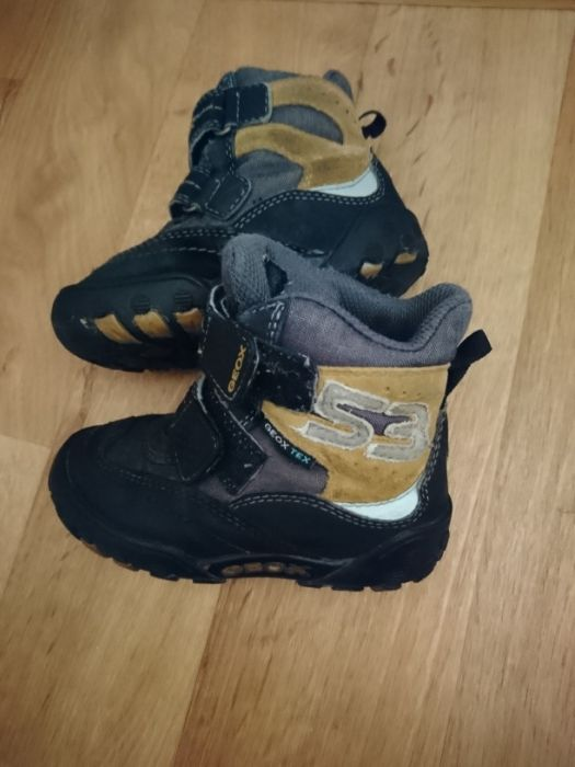Ботинки geox Вараш - изображение 1