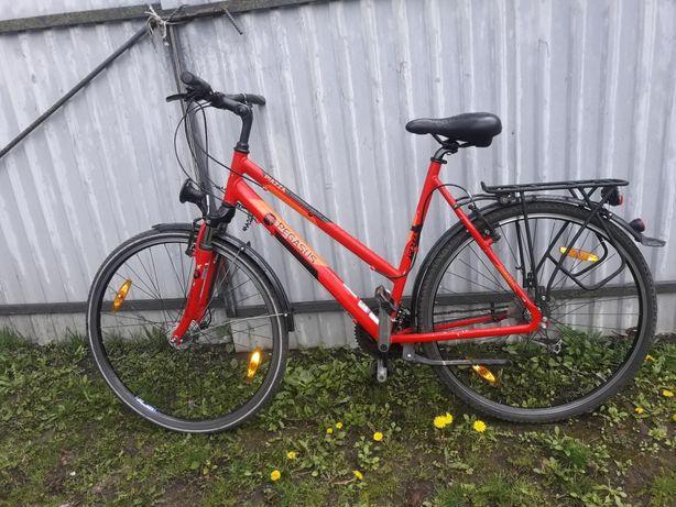 Велосипед алюмінєвий.
