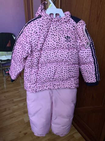Зимний клмбинезон Adidas (оригинал)