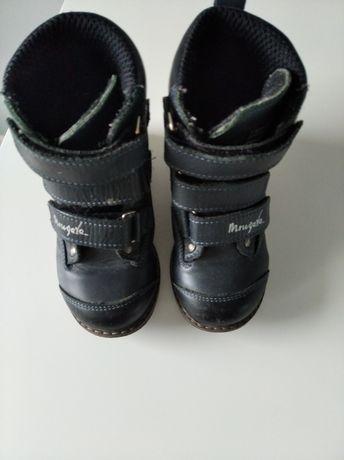 Sprzedam zimowe buty z firmy mrugała