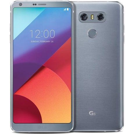 LG G6 Srebrny Gwarancja Warszawa