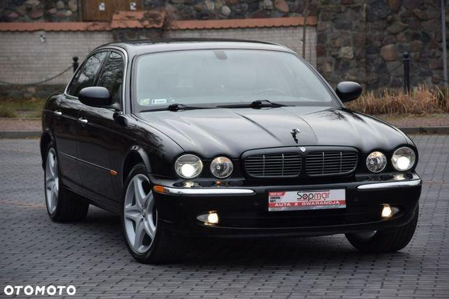 Jaguar XJ XJ8 4.2 V8 298KM X.2004r. Polski SALON Iwł. Full OPCJA