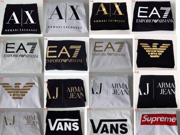 Koszulki armani calvin klein hugo boss Adidas Nike guess levis gucci