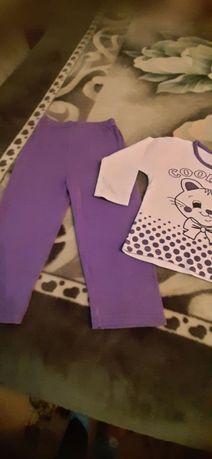 Пижамка на 3-5 лет