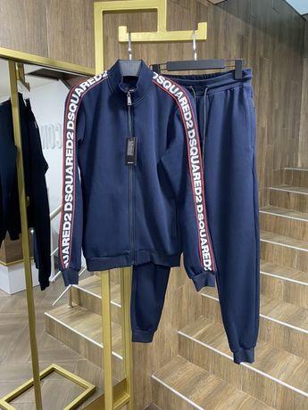 Dsquared серый и синий dsquared2 мужской зимний костюм жилетка термо