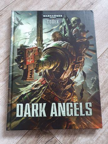 Warhammer 40k codexy dark angels, imperial knights, grey knights