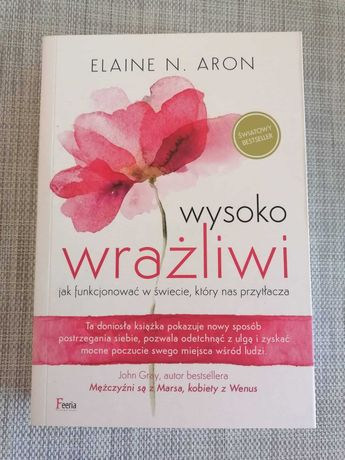 Wysoko wrażliwi - Elaine N.ARON - PROMOCJA!!!