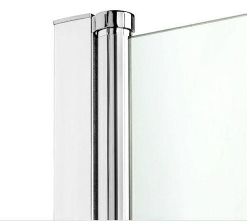 Drzwi prysznicowe 80x195  New Trendy Soleo