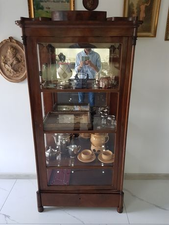 Serwantka biedermeier  1830 antyk