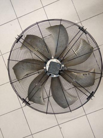 Осевой вентилятор Ziehl-Abegg FE 080 SDA. Производство Германии.