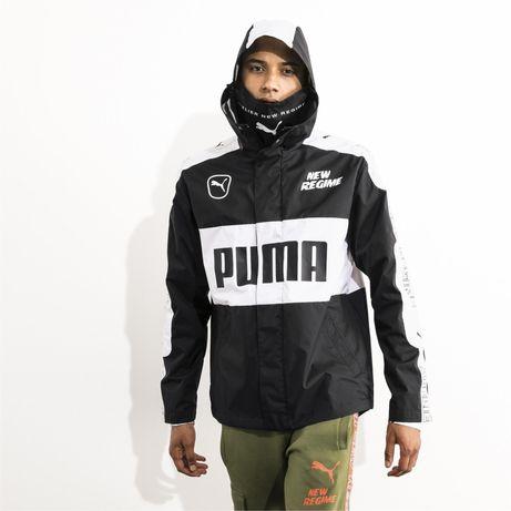 Puma kurtka kaptur plus odpinania maska