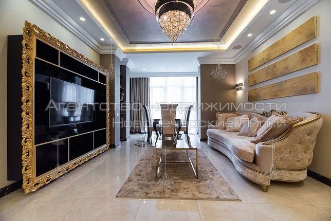 3-х комнатная квартира(90м2) в ЖК Новопечерские Липки , Драгомирова,20