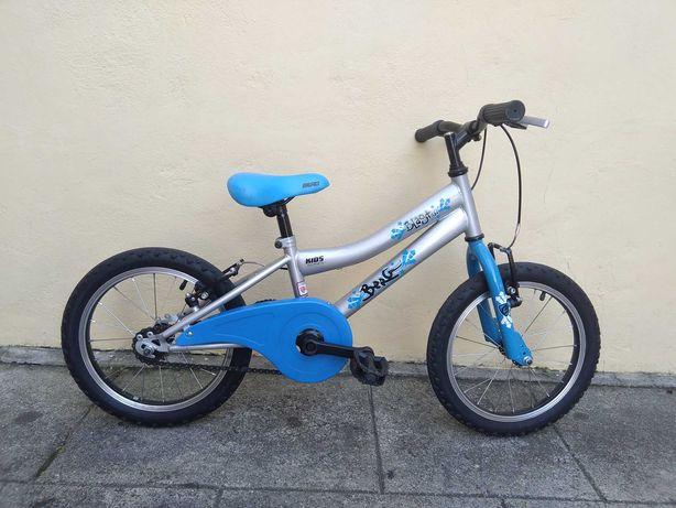 Bicicleta de criança Berg roda 16.