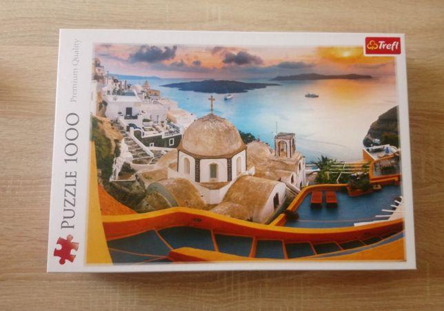 Puzzle Trefl 1000 el., Grecja