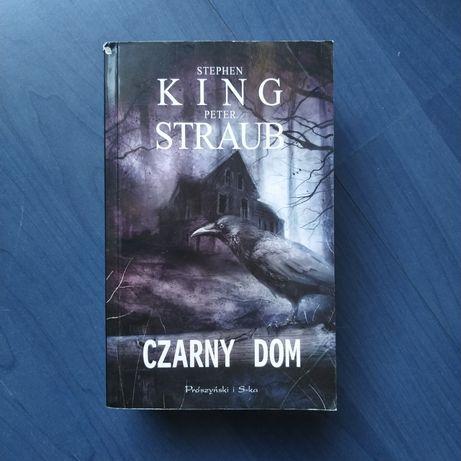 Czarny Dom Stephen King, Peter Straub