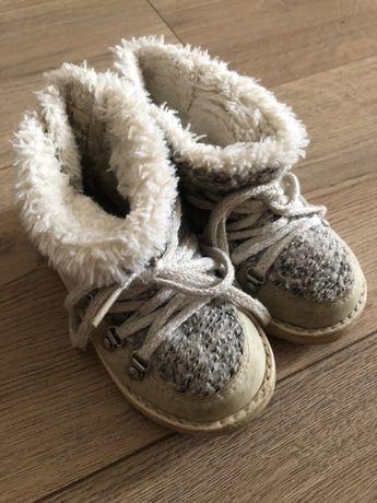 Ботинки zara, HM