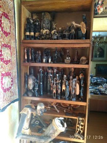 Rzeźba, figurki Afryka