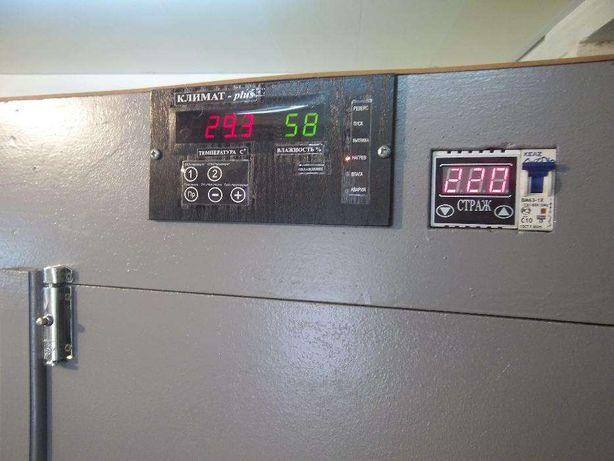 Инкубатор автоматический КЛИМАТ-plus на 1500 яиц