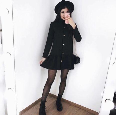 Плаття, платье чорне