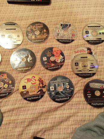 Jogos PlayStation 2 só CD