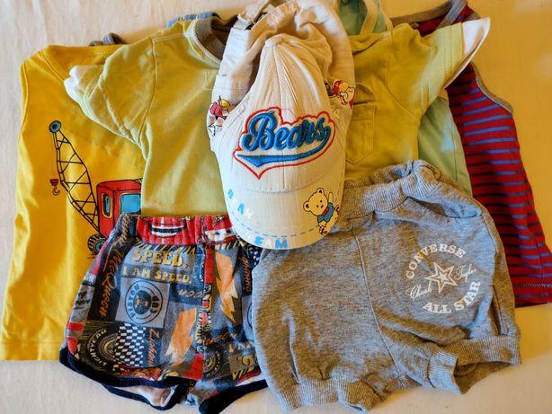 Пакет вещей на лето