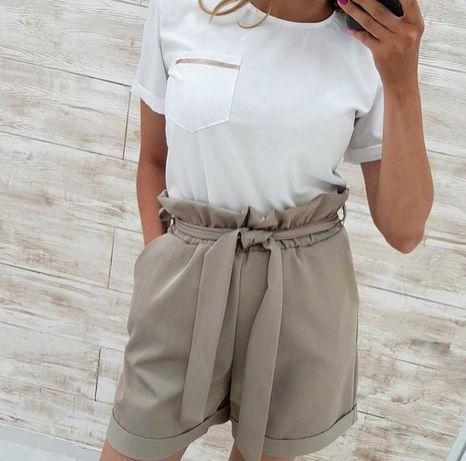 Женский костюм (футболка,шорти)