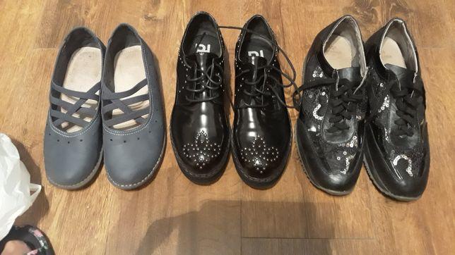 Туфлі, туфли, мокасины, лоферы