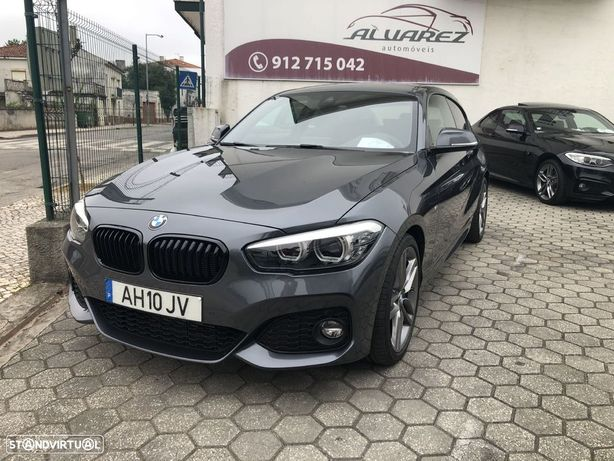 BMW 118 D PACK M 2018
