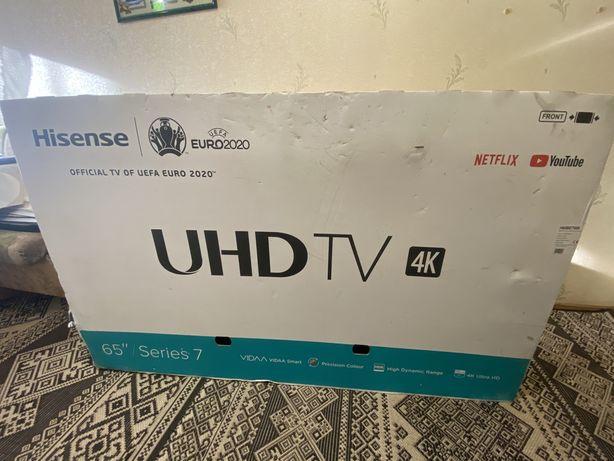 Hisense H65BE7000 163cm 4k UHD