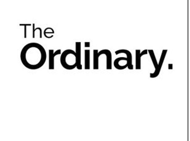 The ordinary, ordinary, выкуп косметики с оригинального сайта