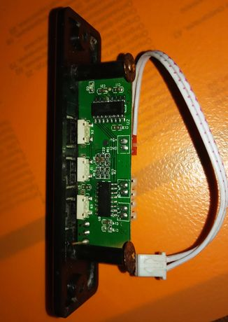 Модуля USB, SD card для магнитол, плееров с динамиками. Количество.